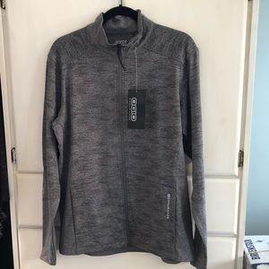 Ogio Full Zip Jacket Golf Style, Gray,  Nice!